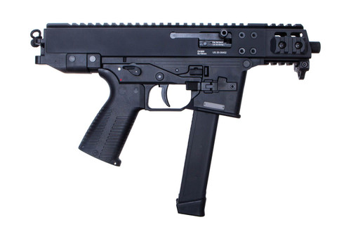 ghm9 compact glock lower right side view