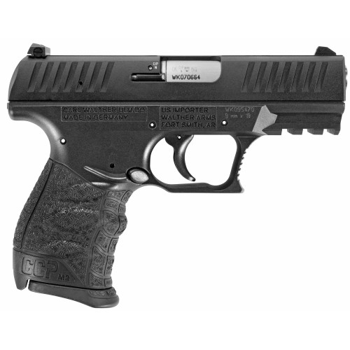 WALTHER CCP M2 BLK .380