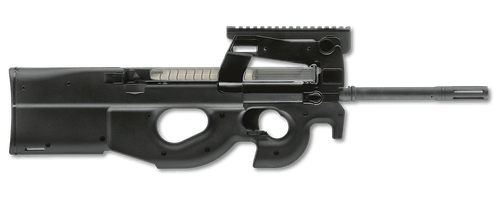 fn ps90 right side view