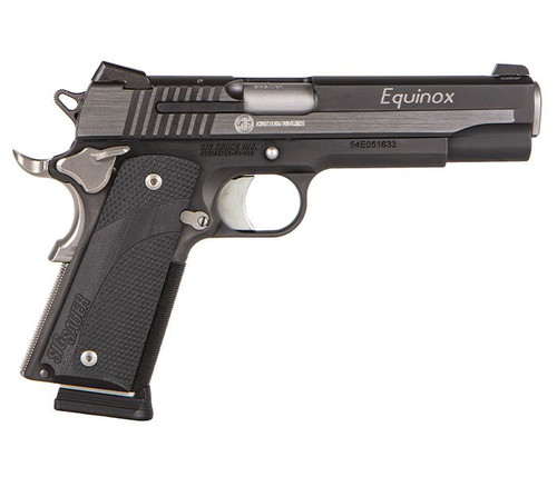 sig cw 1911 equinox right side view