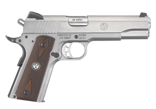 sr1911 govt sts right side view