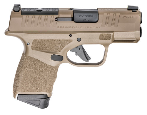 hellcat fde osp pinky right side view