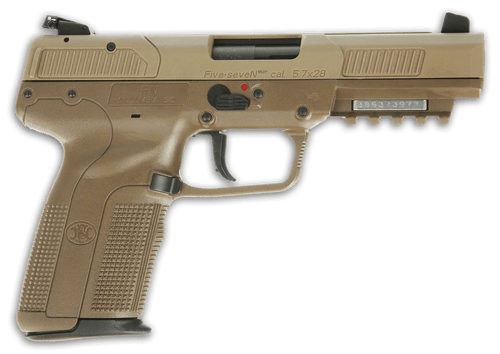 five seven fde right side view