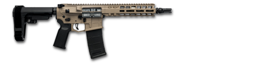 MODEL 1 FDE RIGHT SIDE VIEW