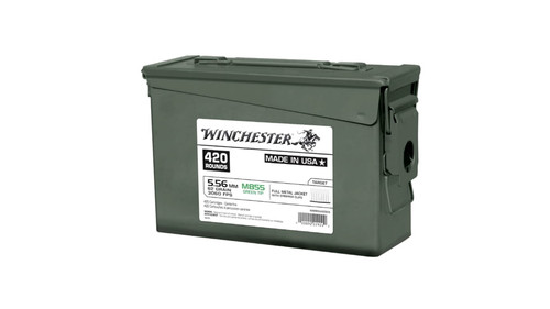 WINCHESTER M855 420RD CASE