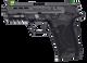 ez shield 9 pc black ts left side view