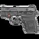 bodyguard 380 laser left side view