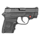bodyguard 380 laser right side view