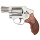 s & w 642 pc left side view