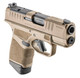 hellcat fde osp pinky right side view angled