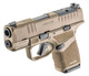 hellcat fde osp left side view angled