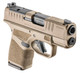 hellcat fde osp right side view angled
