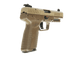 five seven fde angled rear right side view