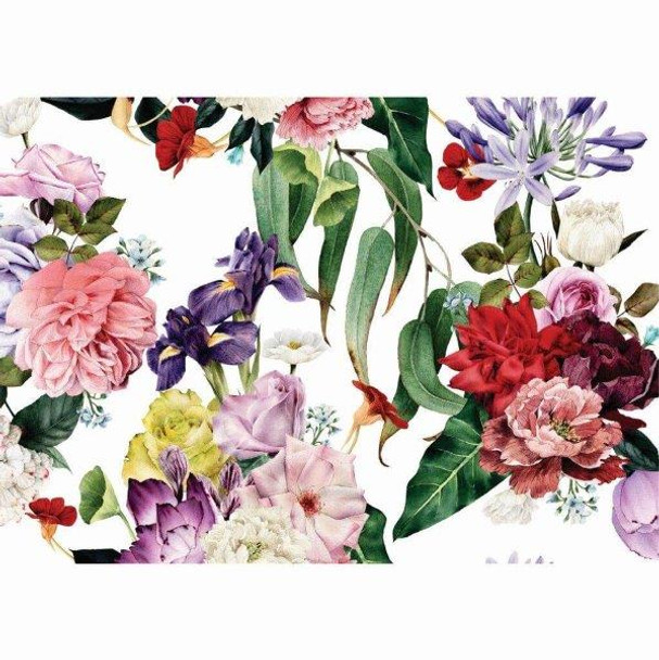 PVCPPOPPY01 PVC Placemat - Poppies