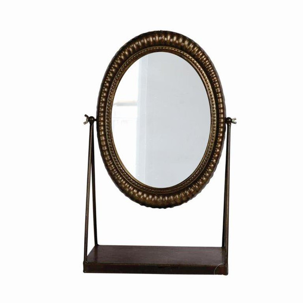 T191116C0A88 Metal Dresser Mirror