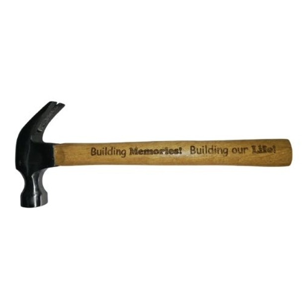 WHAM023 Hammer - Building Memories! Building our Life