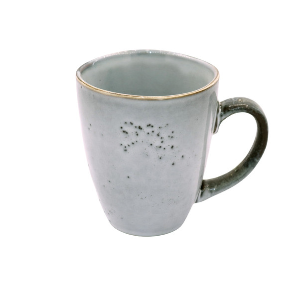 TM21ST0405073 Light Grey Ceramic Mug