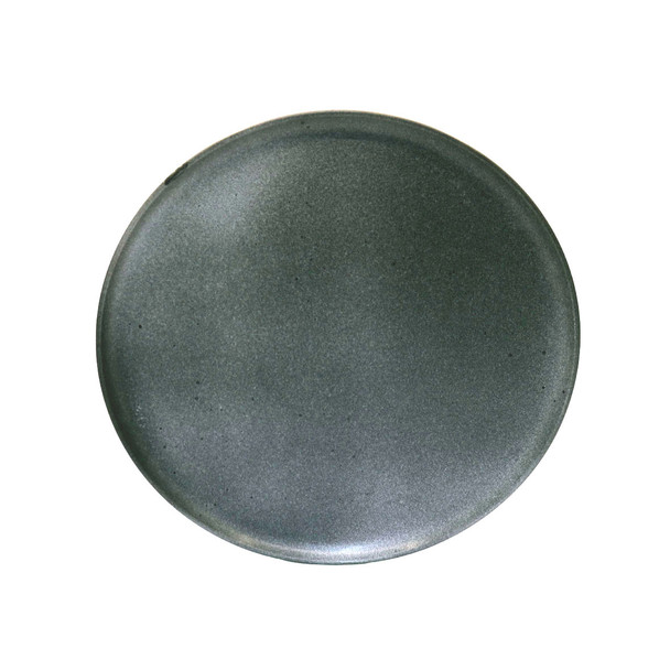 TM21ST0329035 Grey And White Speckled Dinner Plate