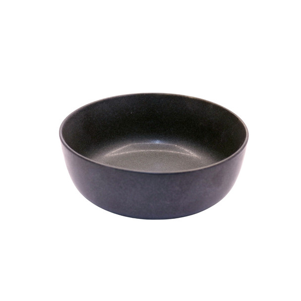 TM21ST0329037  Grey And White Speckled Pasta Bowl