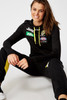Richmond Tigers -  2020 AFLW Cotton On Long Sleeve Hooded Performance Top