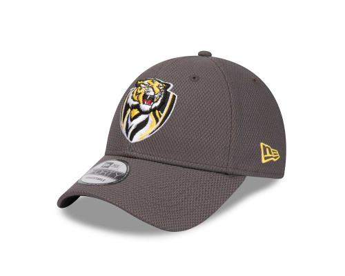 Black New Era cap with the Richmond Tigers logo on the front.