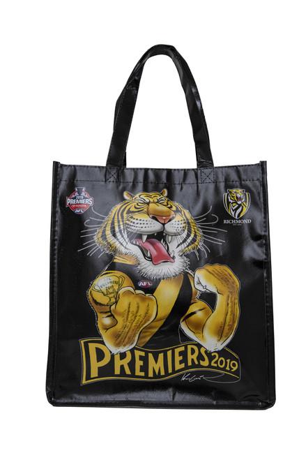 Richmond Tigers - 2019 Premiers Mark Knight Bag