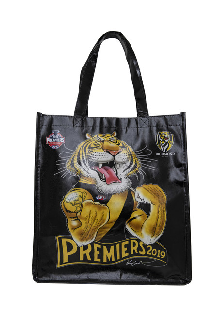 Richmond Tigers - 2019 Premiers Mark Knight Bag
