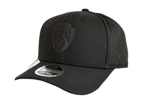 Richmond Tigers - 2020 New Era 9FIFTY Black on Black  Cap