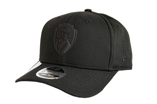 Richmond Tigers - 2020 New Era 9FIFTY Black on Black  Cap