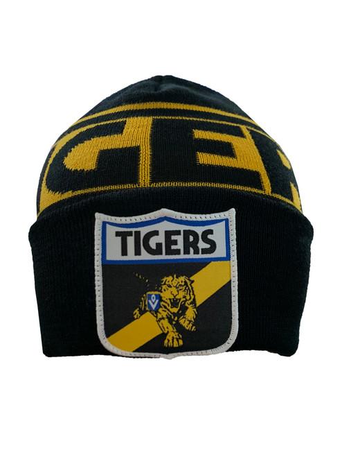 Richmond Tigers - Fibre of Football Flashback Beanie