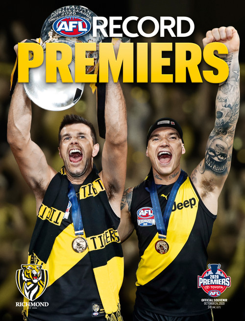 The 2020 Premiers Grand Final Record