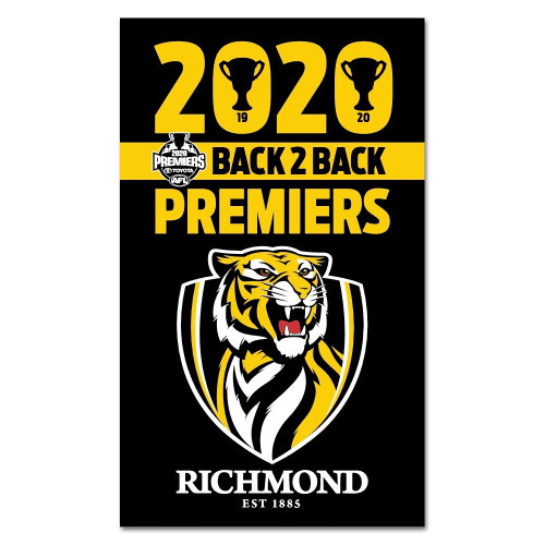 2020 Premiers Supporter Flag 900mm x 1500mm
