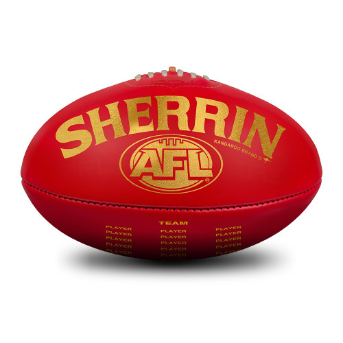2020 Premiers KB Match Football - Red