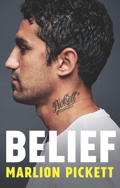 Belief - Marlion Pickett