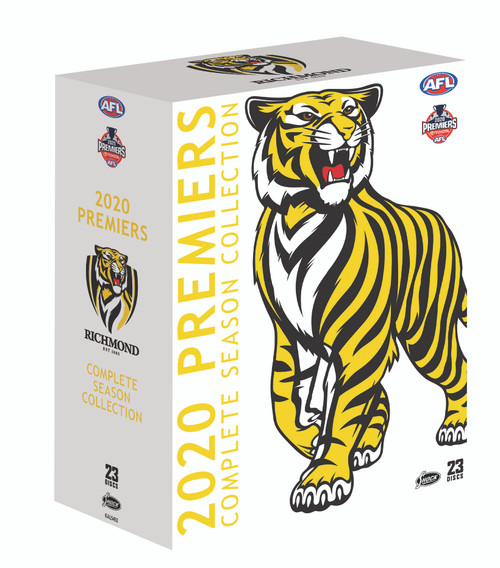 2020 Premiers Complete Season Collection