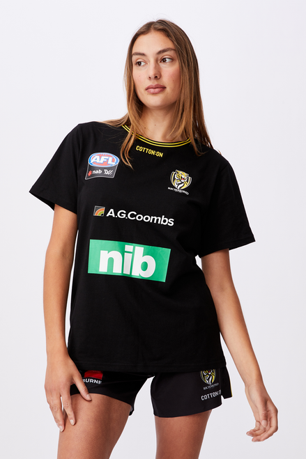 AFLW 2021 Run Out Tee - Womens