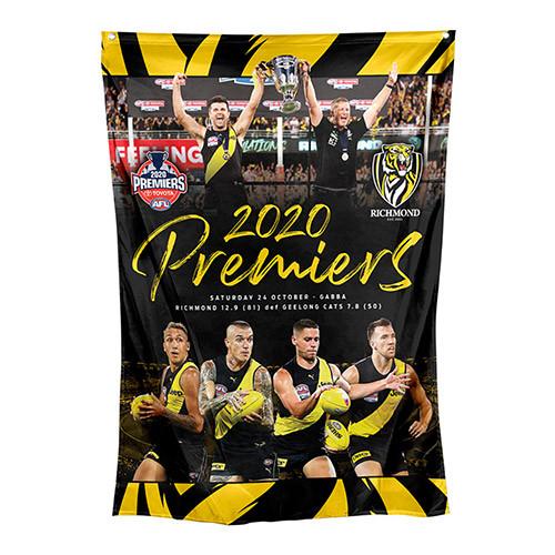 Premiers 2020 Wall Flag
