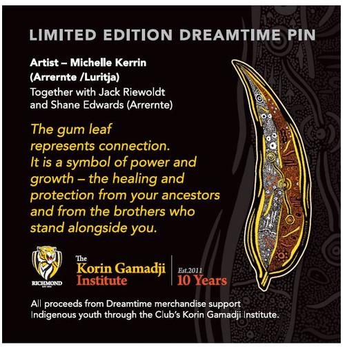 2021 Dreamtime Pin