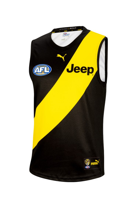 PUMA 2021 Home Youth Guernsey
