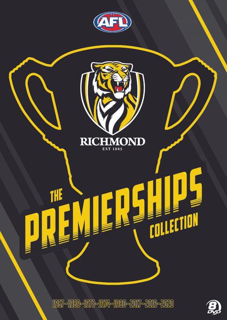 Richmond Premierships Collection DVD Set
