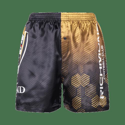 W21 Satin Boxer Shorts - Youth