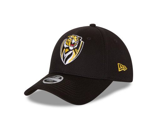 Black baseball cap with official Richmond FC logo.