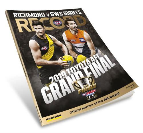 Richmond Tigers - 2019 Grand Final Record