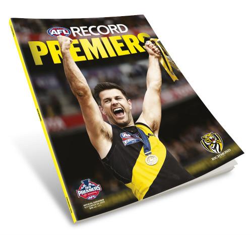 Richmond Tigers - 2019 Premiers Record