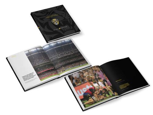 Richmond Tigers - 2019 Premiers Limited Edition Photobook