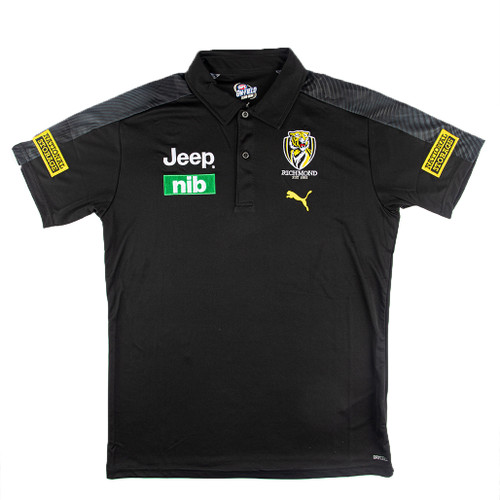 Richmond Tigers - 2020 Puma Team Polo