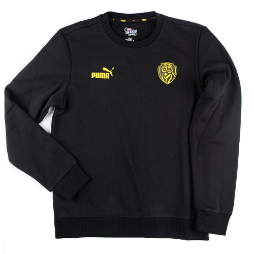 Richmond Tigers - 2020 PUMA Football Culture Youth Sweat
