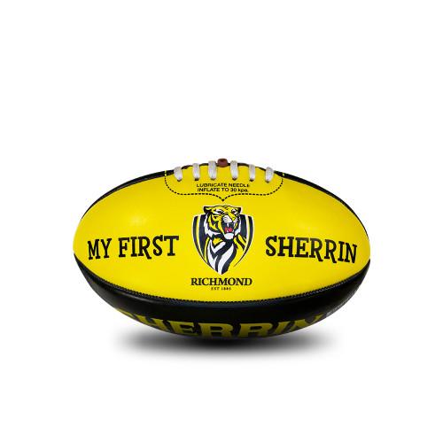 Richmond Tigers - My First Sherrin