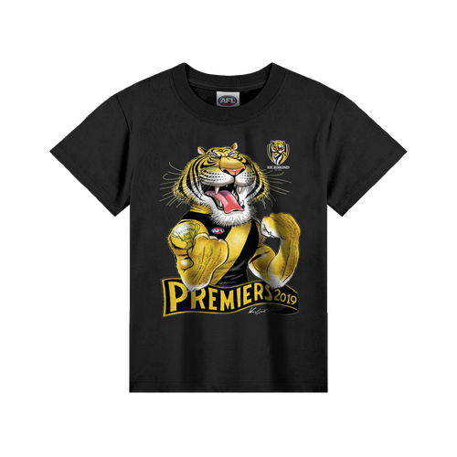 Richmond Tigers - 2019 Mark Knight Toddler Tee