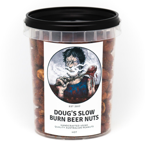 Doug's Slow Burn Beer Nuts